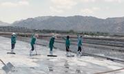 Trải nghiệm làm diêm dân trên cánh đồng muối Ninh Thuận