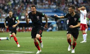 Croatia 1-1 Đan Mạch (pen 3-2)