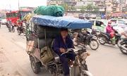 Hà Nội lập đề án hạn chế xe 3 bánh