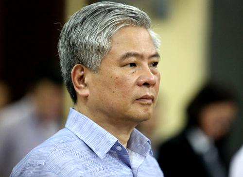 Nguyên phó thống đốc Đặng Thanh Bình. Ảnh: Thành Nguyễn.
