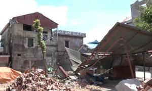 Cuộc sống tạm bợ trong làng Quan Độ sau nửa năm nổ bãi phế liệu