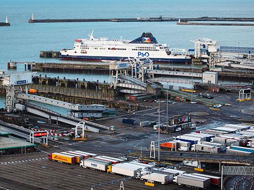 Vụ buôn người bị phát giác tạicảng Dover, hạt Kent, đông nam nước Anh,