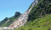 Nam công nhân tử vong khi ngã từ vách núi cao 50 mét