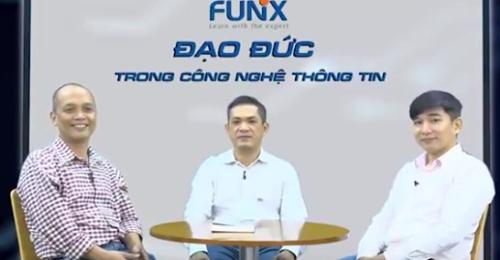 FUNiX ra mắt môn Ethics - Đạo đức nghề trong công nghệ thông tin