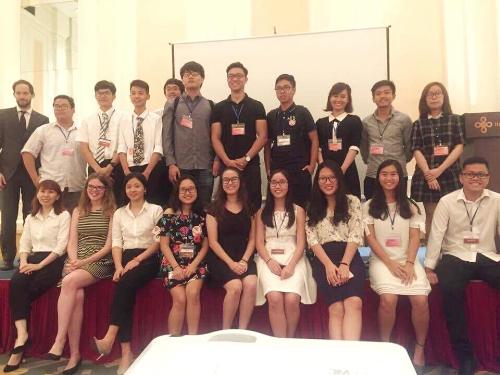 Hội thảo Tiếng nói du học sinh Mỹ - 1