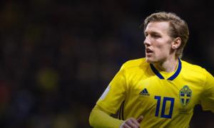 Emil Forsberg - Nhân tố bí ẩn của Thụy Điển