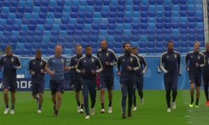 Thụy Điển - Thụy Sĩ: Kẻ tám lạng người nửa cân ở World Cup 2018