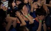 Người dân Tokyo chết lặng khi Nhật thua ngược tại World Cup