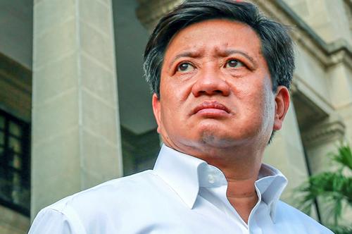 Phó chủ tịch UBND quận 1 Đoàn Ngọc Hải. Ảnh: Thành Nguyễn