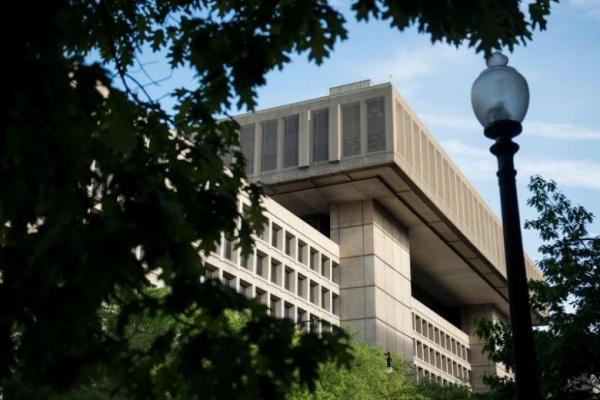 Trụ sở FBI tại Washington. Ảnh: AFP.
