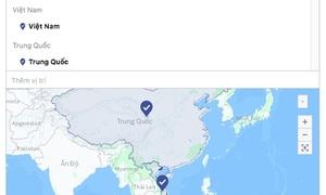 Facebook thông báo sửa lỗi kỹ thuật về chủ quyền Hoàng Sa, Trường Sa