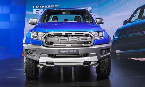 Ford Ranger sẽ thêm phiên bản 2.0 tại Việt Nam thời gian tới.