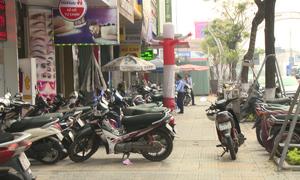 Đà Nẵng đề xuất thu phí sử dụng vỉa hè, lòng đường