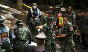 Nỗi ám ảnh cầu thủ nhí Thái Lan có thể gặp khi kẹt trong hang lâu ngày