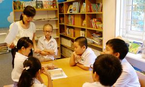 Hơn 132.000 trẻ đăng ký trực tuyến vào lớp 1 ở Hà Nội