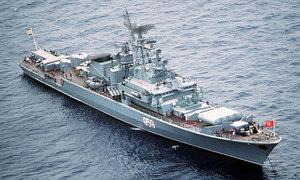 Cuộc nổi loạn trên khinh hạm chống ngầm Liên Xô năm 1976