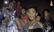 Quốc vương Thái Lan hối thúc giải cứu đội bóng nhí