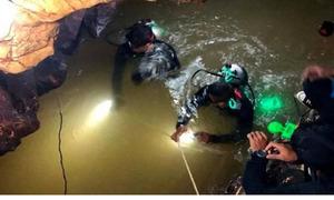 Thách thức của ba phương án giải cứu đội bóng nhí Thái Lan mắc kẹt