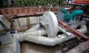 Giá nào cho máy bơm 'khủng' khi đường Nguyễn Hữu Cảnh vẫn ngập nước?