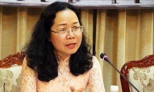 Chánh văn phòng Thành ủy TP HCM bị khiển trách