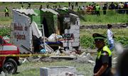 Nổ hàng loạt kho pháo hoa ở Mexico, 19 người chết