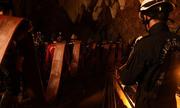 Lượng oxy trong hang Tham Luang sắp cạn kiệt