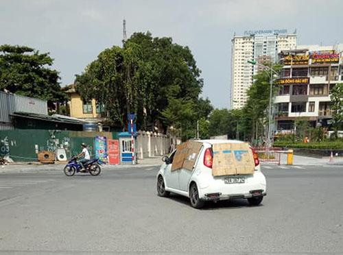 Điều hòa của ôtô gặp trục trặc hay tài xế muốn tiết kiệm khi di chuyển ra đường?