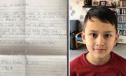 Cậu bé 9 tuổi gốc Thái viết thư xin thủ tướng Hà Lan cứu đội bóng nhí