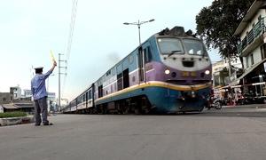 TP HCM kiến nghị đẩy nhanh dự án đường sắt TP HCM - Cần Thơ