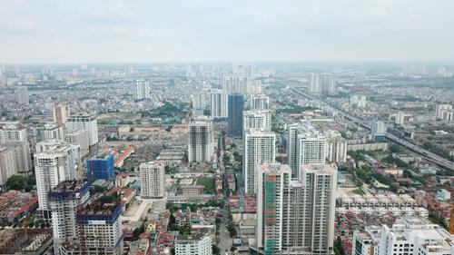 Công tác quản lý vận hành nhà chung cư trên địa bàn TP Hà Nội còn nhiều bất cấp. Ảnh: Trần Quang.