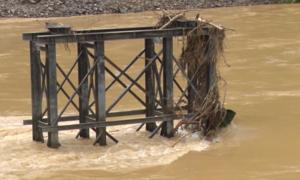 4.000 người tại Lai Châu vẫn bị cô lập sau 10 ngày mưa lũ