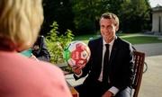 Tổng thống Pháp Macron sẽ đến Nga xem World Cup