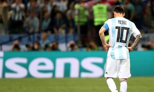 Siêu sao bóng đá Lionel Messi có một mùa World Cup không thành công. Ảnh: Reuters.