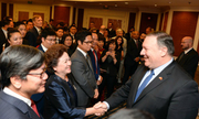 Ngoại trưởng Pompeo: 'Mỹ muốn có hợp tác với Triều Tiên giống như Việt Nam'