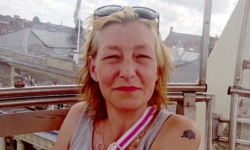 Dawn Sturgess, người thiệt mạng vì chất độcNovichok. Ảnh: Facebook.