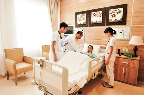 Vinmec Hải Phòng có đội ngũ bác sĩ, điều dưỡng trình độ chuyên môn cao, giàu kinh nghiệm.