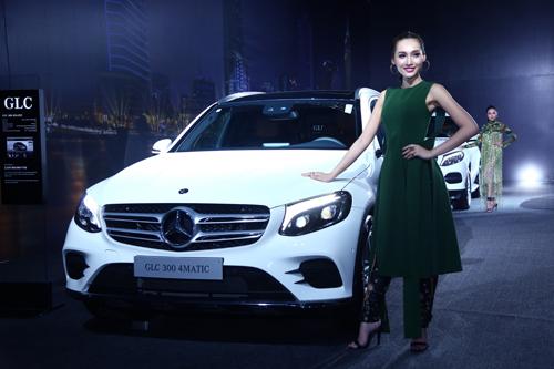 GLC sắp cán mốc 5.000 xe tại Việt Nam.