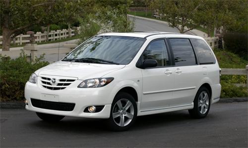 Mazda MPV cùng với Mazda6 và Mazdaspeed6 được triệu hồi tại Mỹ.