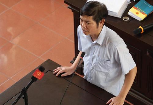 Ông Trần Văn Thắng. Ảnh: Phạm Dự.