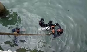 Mất hai tháng khai quật tàu cổ ở 'nghĩa địa đắm tàu'