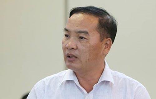 Ông Lê Nam Trà.