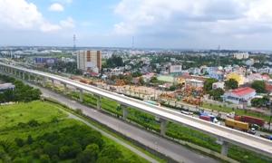 TP HCM cam kết đẩy nhanh xây dựng metro số 2