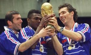 Laurent Blanc: 'Pháp sẽ thắng Bỉ rồi vô địch World Cup'