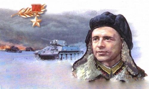 Lavrinenko được phong Anh hùng Liên Xô nhờ thành tích chiến đấu xuất sắc của mình. Ảnh: WarThunder.