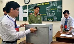 Hà Nội sẽ xử lý lãnh đạo hội đồng thi làm lọt đề