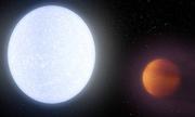 Khí quyển trên ngoại hành tinh nóng nhất đang bốc hơi