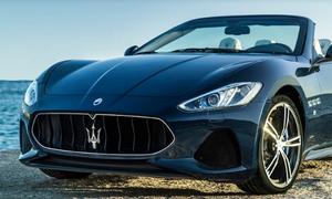 Maserati GranCabrio 2018 - cảm nhận tốc độ dưới gió trời