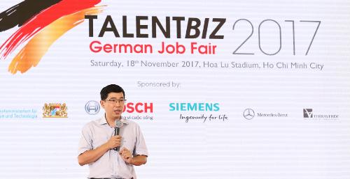 Tiến sĩ Nguyễn Thanh Phong, điều phối chương trình ngành Môi trường tại Đại học Hoa Sen.