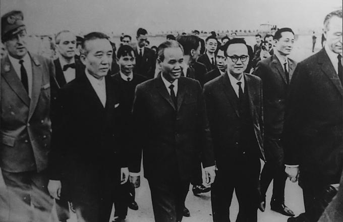 Hội nghị Paris 'Đường đến hòa bình'