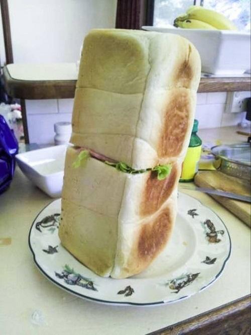 Bánh mỳ chất lượng.